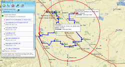 Radius Maps for Business Planning | Make Radius Maps by Map Business on