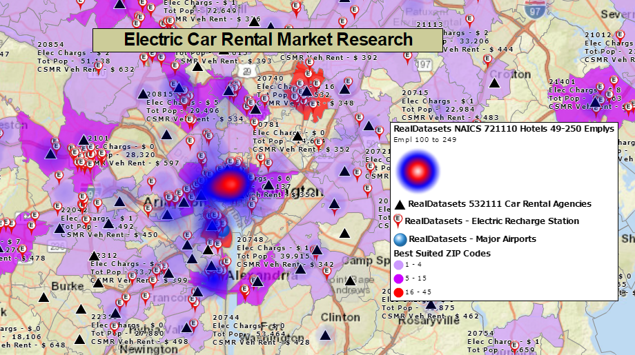 Electric Car Rental Market Research