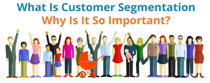 marketing customer segmentation The same marketing message will not resonate with every customer market segmentation allows you to break your customers into groups with common interests.