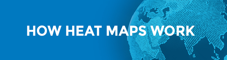 How Heat Maps Work in Business Mapping | Map Business Online